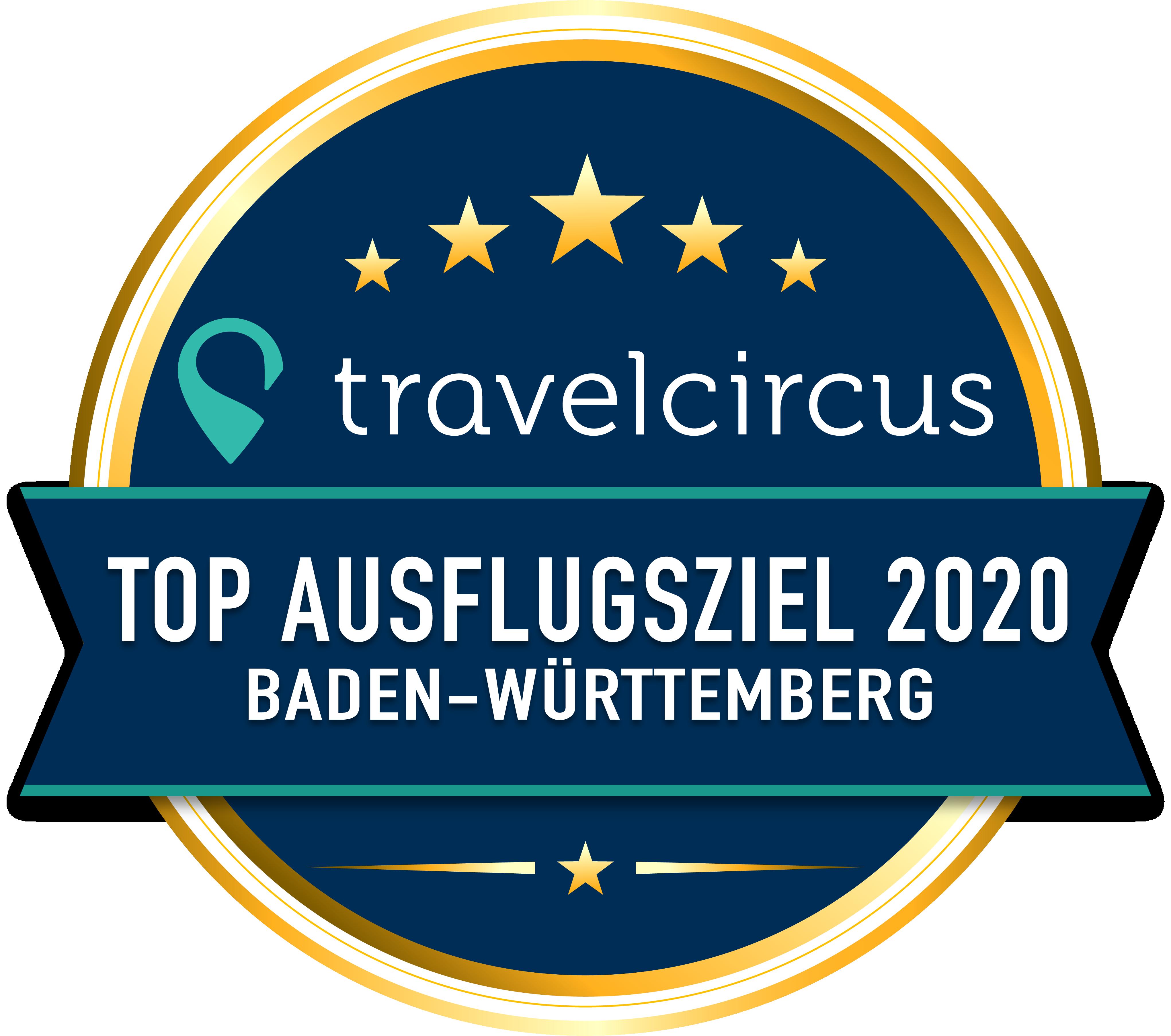 Top Ausflugsziel 2020