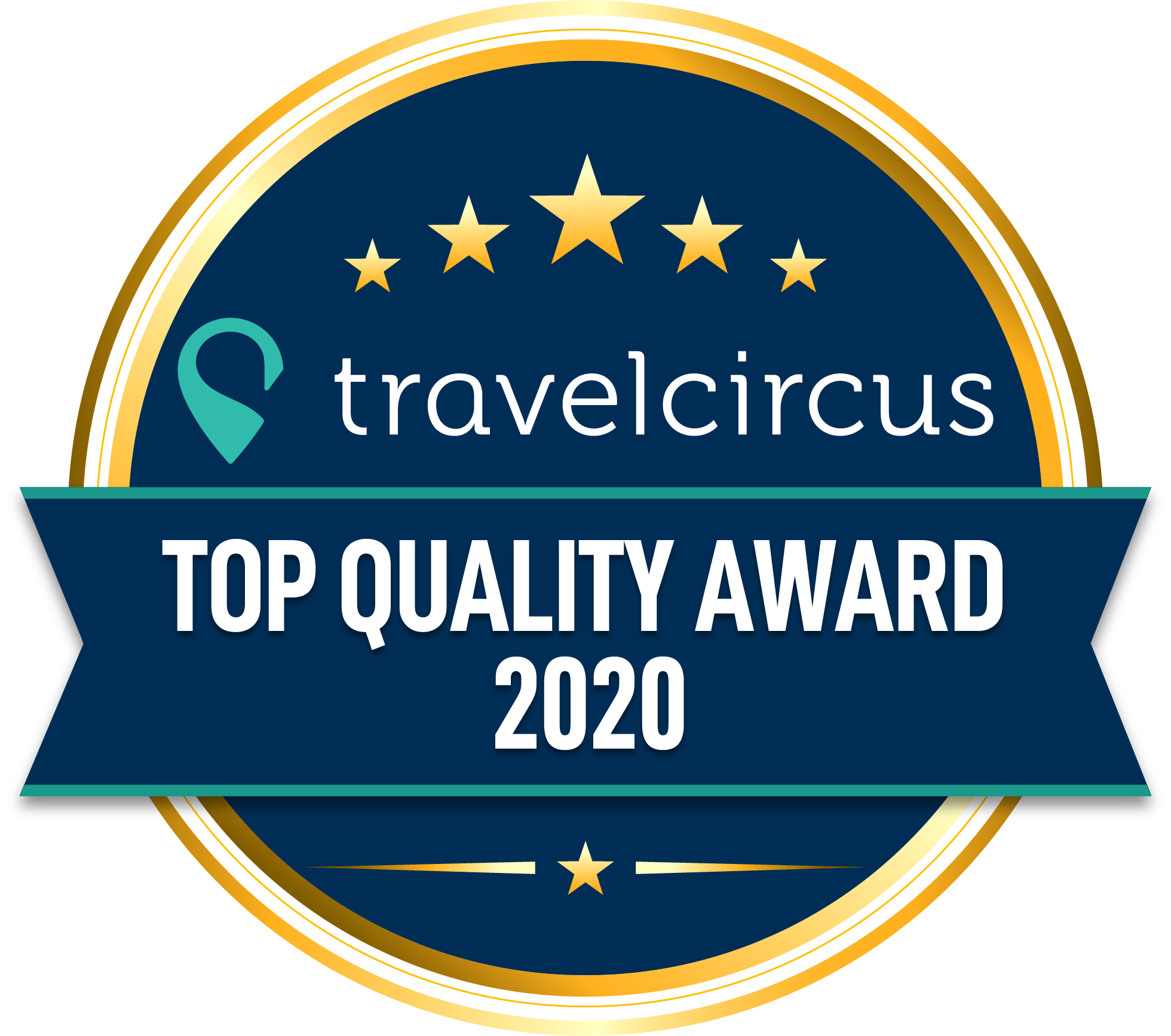 Travelcircus Quality Award 2020