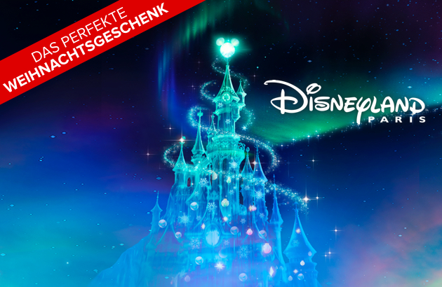 Disney - Christmas Voucher