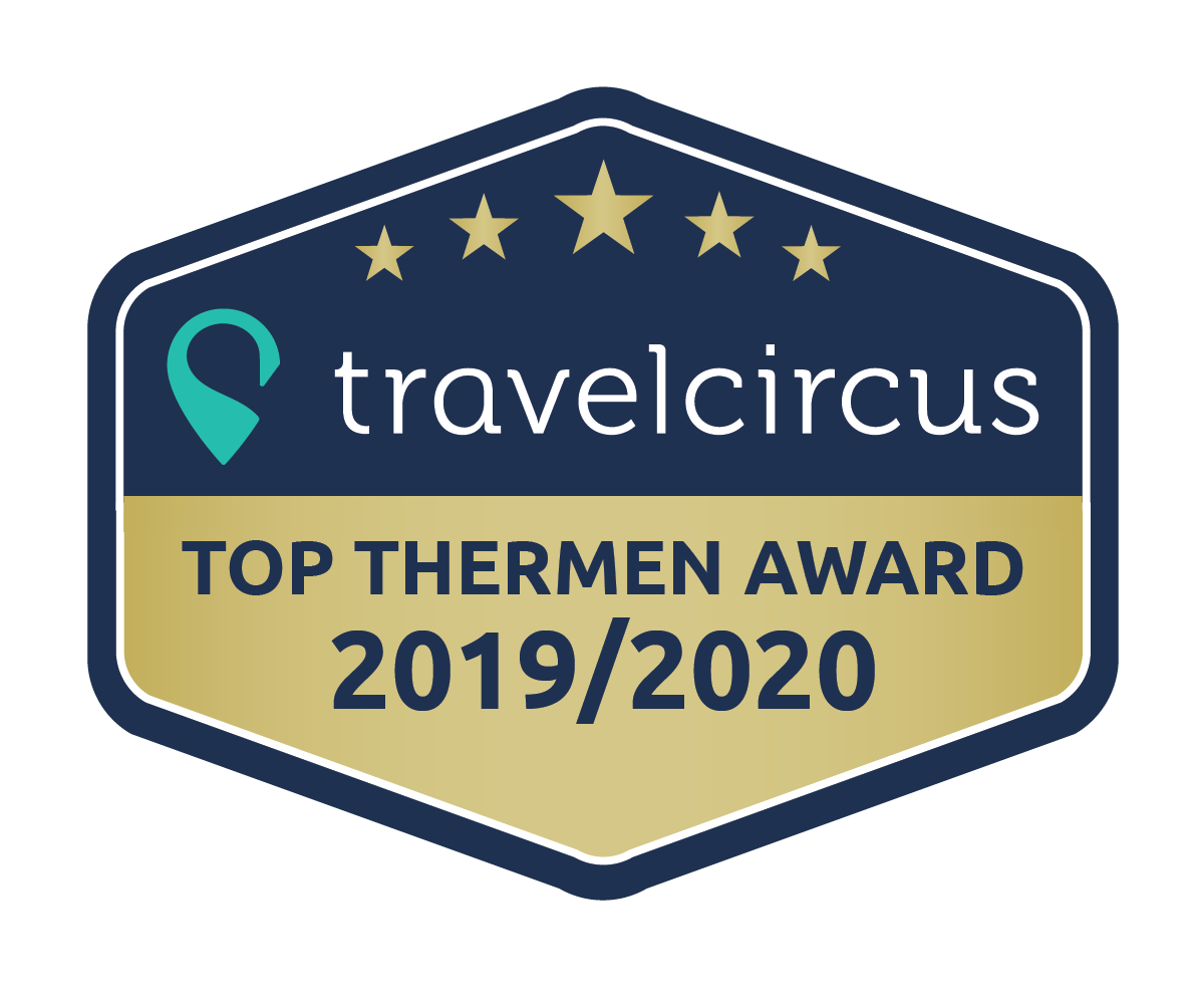 Travelcircus Top Thermen Award